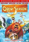Open Season Widescreen Special Edition Region 1 DVD
