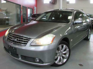 Infiniti M35X AWD -  Well kept and maintained