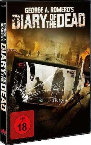 Diary of the Dead - George Romero - DVD/NEU/OVP  FSK18