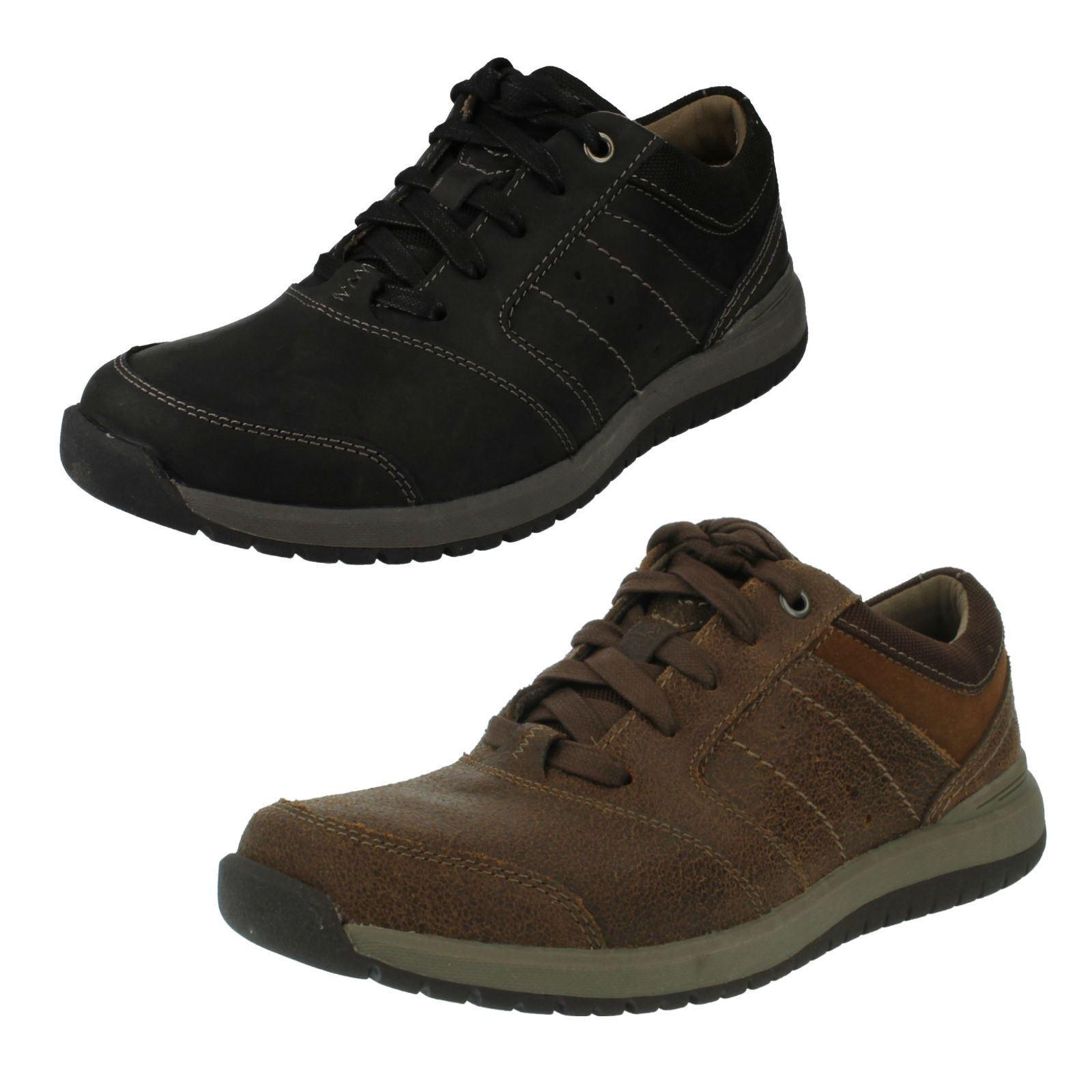 Para Hombre calzado Clarks el estilo-RYLEY Street