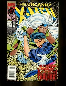 1ST FULL APPEARANCE PHALANX! JOE MADUREIRA ART THE UNCANNY X-MEN #312 1994