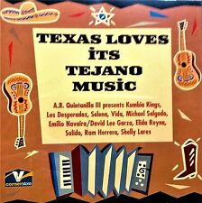 Texas Loves Its Tejano Music by Various Artists (CD, 2005)