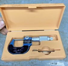 Mitutoyo Combimike Outside Micrometer 0 1 Sae Amp 0 25mm Metric Digit Counter
