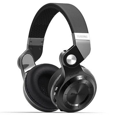 Bluedio T2 Plus Bluetooth Kopfhörer Wireless Stereo Headset mit Microphone
