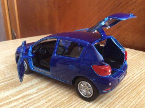 RENAULT SANDERO car 1:38   TECHNOPARK