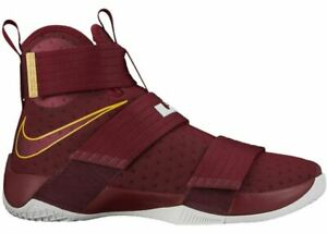 9bae13a590e Nike Lebron Soldier 10 X CTK size 11. Team Red Gold. Christ the King ...