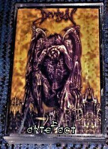 Devilyn-Artefact-Mint-Cassette-Tape-MC-Plays-Well-Rare-Death-Metal