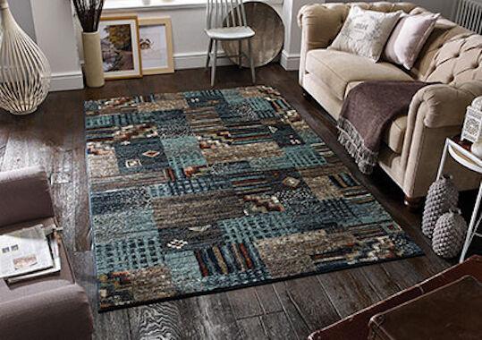 Neuf Sarcelle Sarcelle Sarcelle Petit Extra Large Sculpté Qualité Taille Floor Carpet Rug Tapis Bon Marché | Jolie Et Colorée  4923f5