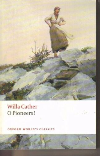 1 of 1 - O Pioneers! by Willa Cather P/B