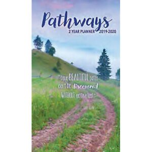 2019-Pathways-Planner-2-Year-Monthly-Pocket-Calendar-Appointment-Book