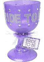 Bachelorette Party Supplies Bride To Be Pimp Cup Purple Bling Gag Gift Wedding