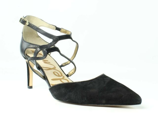 6695530e980c Sam Edelman Womens Orelon Black PUMPS Size 7.5 (156614) for sale ...