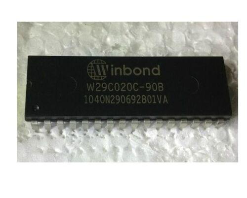 5pcs W29C020C-90B W29C020C DIP-32 W29C020 256K X 8 CMOS FLASH MEMORY
