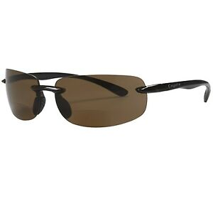 bd905f1e9c Image is loading New-Coyote-BP-5-Polarized-BIFOCAL-Reader-Sunglasses-