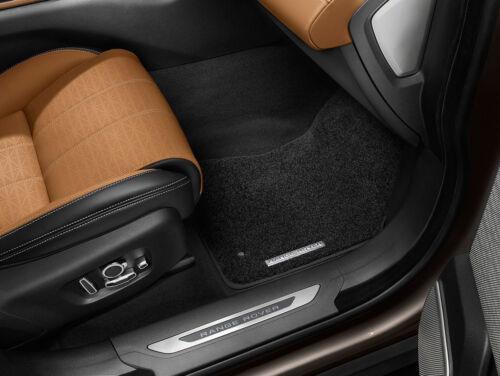 Ebano-vplys 0420 ORIGINALE Range Rover VELAR Tappetini Lusso