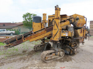 "Gomaco GT3600 42"" Slipform Concrete Curb & Gutter Machine Cummins Diesel bidadoo"
