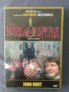 DVD-LA-HORCA-PUEDE-ESPERAR-John-Hurt-Pamela-Franklin-Nigel-Davenport-JOHN-HUSTON