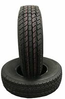 2 Tires 235 85 16 Mx956 Trailer 14 Ply St All Steel Radial Hd Lrg 7.50 As