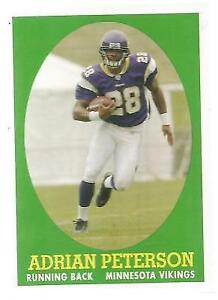 Details About Adrian Peterson Rookie Card