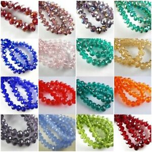Wholesale-200Pcs-Clear-Faceted-Glass-Loose-Beads-Spacer-Rondelle-Findings-3x2mm