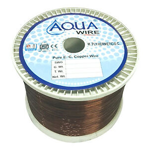 Enamelled copper winding wire size swg 16 or dia 1626 mm 1kg enamelled copper winding wire size swg 16 or dia 1626 mm 1kg greentooth Choice Image