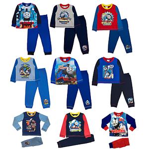 Thomas the Tank Engine boys pyjamas boys kids nightwear official Christmas gift