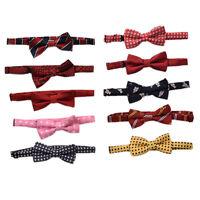 Classic Kid Suit Boy Baby Classic Adjustable Bowtie Children Bow Tie