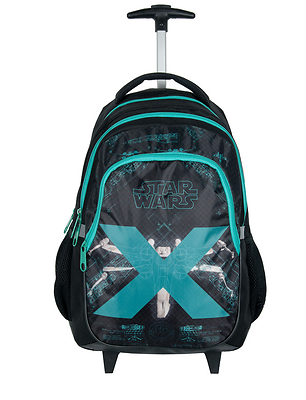 Schulbedarf Büro & Schreibwaren Genial Star Wars Schulranzen Schulrucksack Schultrolley Trolleyrucksack Neu Ovp So Effektiv Wie Eine Fee