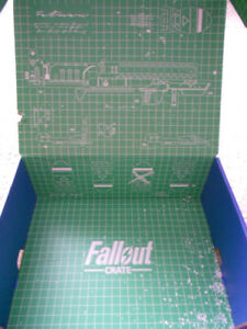 Details about Fallout Loot Crate Nuked Nuke Fat Man Fatman **BOX ONLY**