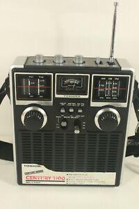 TOSHIBA-RP-770M-AM-FM-CB-TV1-2-multi-band-radio-ref-D-171