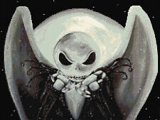 Nightmare Before Christmas 5 Cross Stitch Kit Designs In Thread, TV/Film FreeP&P