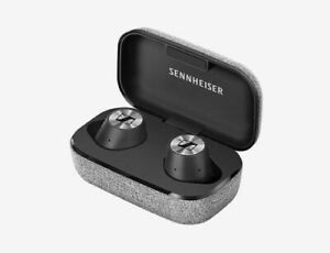 5d4c01dd2e6 Image is loading Sennheiser-Momentum-True-Wireless-Bluetooth-Earbuds-with- Fingertip-