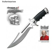 Licensed Replica Stallone Bowie Knife Movie THE EXPENDABLES 2 Gil Hibben United