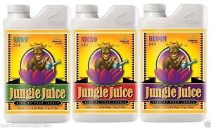 Advanced-Nutrients-Jungle-Juice-Grow-Micro-Bloom-Set-1-Liter-3-part-base-Quart