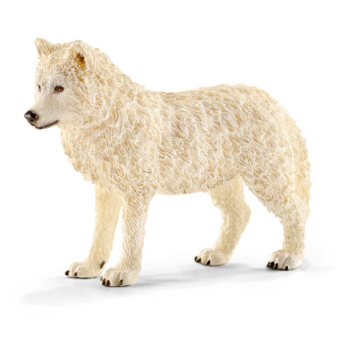 Schleich Wild Life Nº 14742 borró Wolf! nuevo!