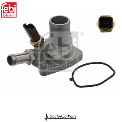 Thermostat Housing FOR FIAT 500 07-/>ON 1.2 Petrol 312 169 A4.000 69bhp