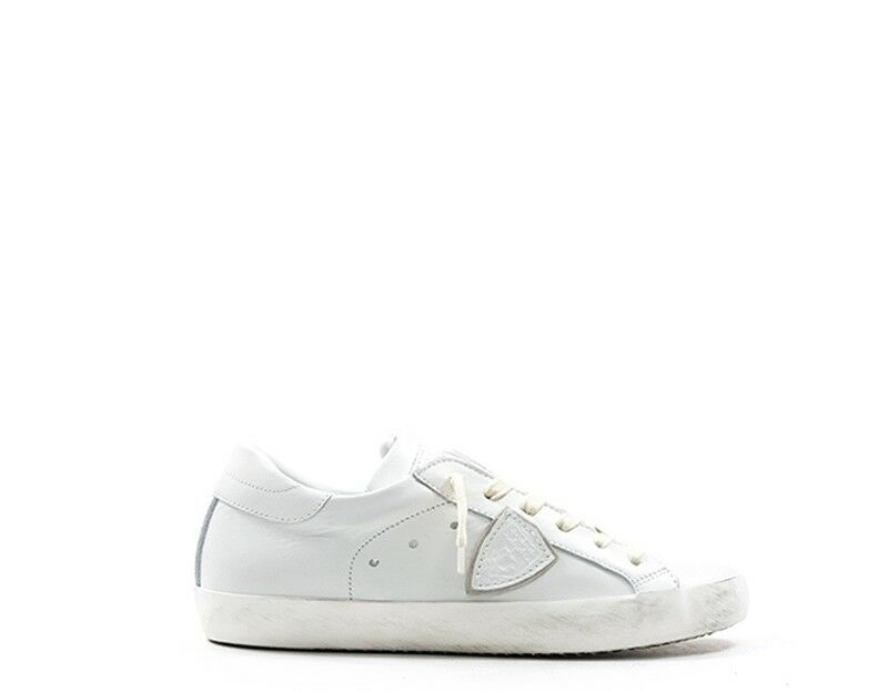 shoes PHILIPPE MODEL women SNEAKERS TRENDY  BIANCO  CLLDV018
