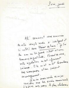 Jean-D-ORMESSON-Lettre-autographe-signee-sur-son-roman-034-La-gloire-de-l-039-Empire-034