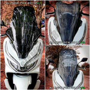 Honda Pcx 125 150 Meter Visor Windscreen Windshield Light Fairing