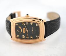 PARMIGIANI FLEURIER IONICA 8 DAYS POWER RESERVE DATE 18K ROSE GOLD WATCH