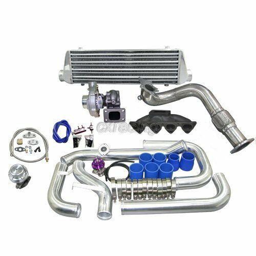 Cxracing Turbo Kit for 1996-2000 Honda Civic EK B16 B18 B20 B-series Engine
