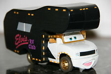"DISNEY PIXAR CARS  ""ELVIS R.V.""  LOOSE, DELUXE MODEL, SHIP WORLDWIDE"