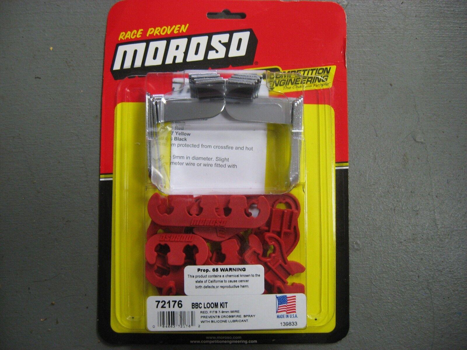 Moroso 72176 Spark Plug Wire Loom Kit | eBay