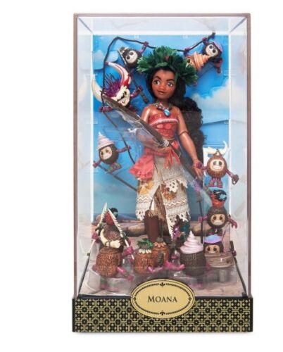 Disney Store 2016 MOANA Pua Heihei Doll 17 inch LIMITED EDITION LE