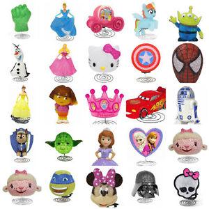 La Foto Se Está Cargando Disney And Nickelodeon Kids Character EVA Lamp  Light