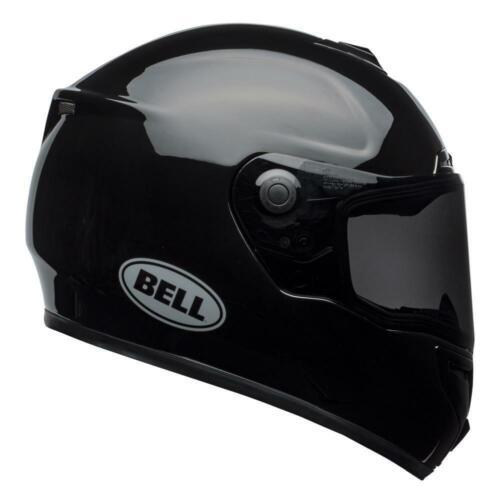 Bell SRT Solid Motorcycle Helmet Black