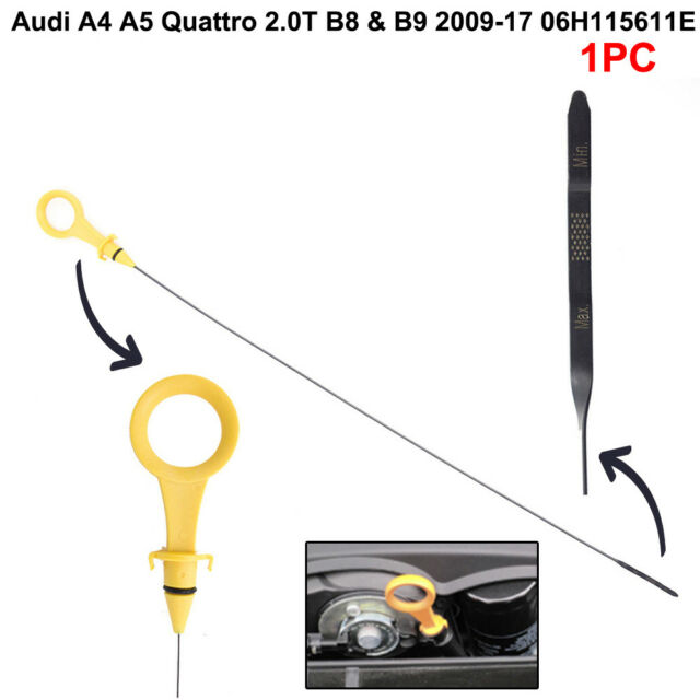 1x Replacement Engine Oil Dipstick For Audi A4 A5 Quattro