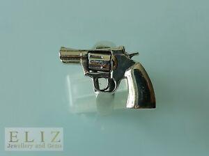 15 Gram Revolver Handgun Men S 925