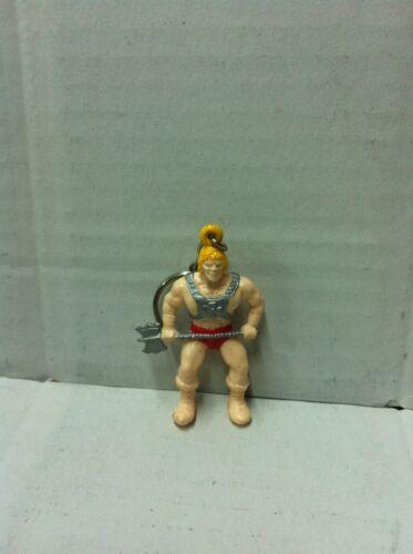 1984 Mattel Masters of the Universe He-Man PORTACHIAVI HE-MAN 6 cm MINT