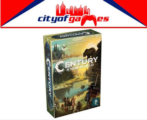 clásico atemporal Century Century Century un nuevo mundo Juego De Mesa Nuevo  Descuento del 70% barato
